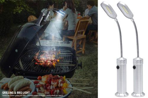 LED ConceptsMagnetic Base Super-BrightBBQ Grill Lights
