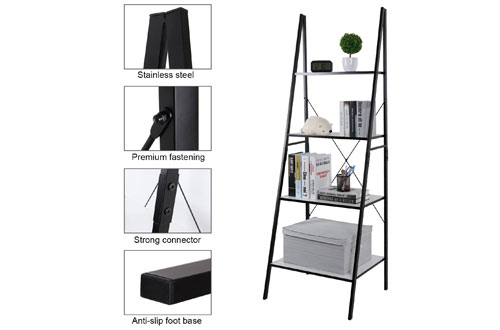 Lifewit 4 Tiers Shelf