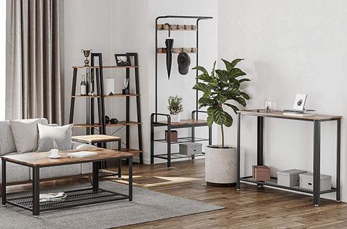 VASAGLE Industrial Storage Rack Shelves