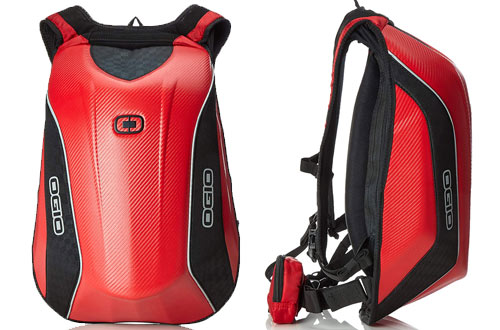 Ogio Mach 5 Adult No Drag Motorcycle Bag Pack