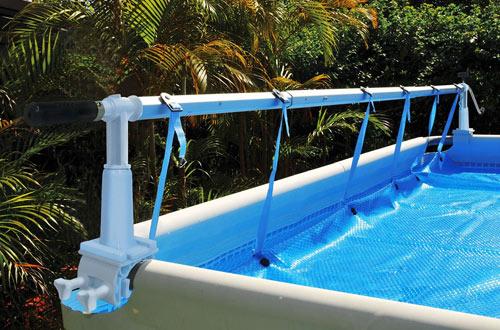 Kokido Solaris Above-Ground Pool Cover Reel
