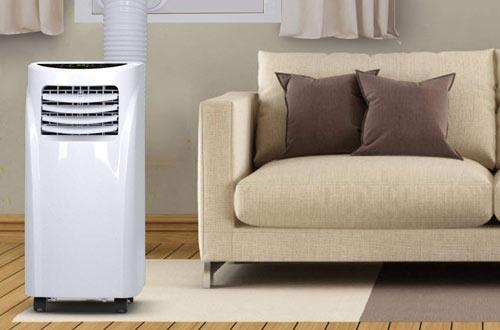 COSTWAY 10000 BTU Air Conditioner Unit with Remote Control