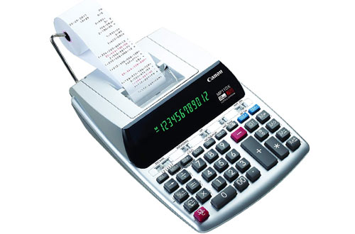 Canon MP11DX-2 Desktop Calculator