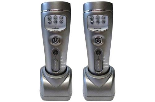 Capstone Eco-I-Lite Rechargeable Emergency Flashlight