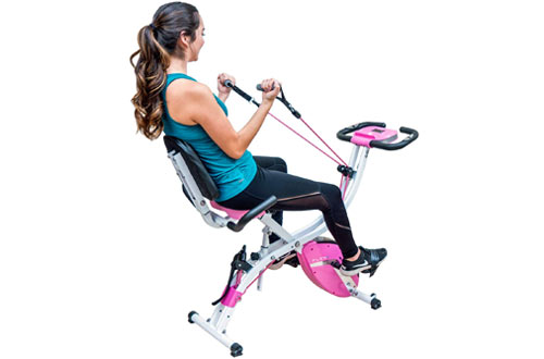 PLENY Total Body Workout Exercise Bike for Arm and Leg