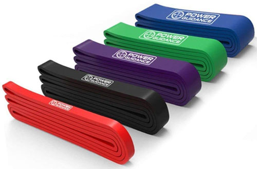 POWER GUIDANCE Pull UpHeavy Duty Resistance Bandsfor Body Stretching, Powerlifting