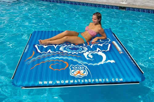 WOW World of Watersports Walkway Floating Inflatable Mat