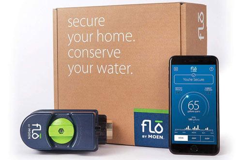 Moen Flo Leak Detection Smart Home Water Security System
