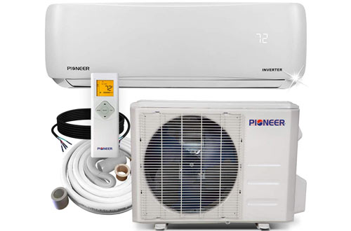 PIONEER 12000 BTU Mini Air Conditioner