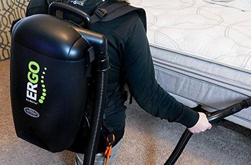 Atrix - VACBP1 HEPA Cordless Backpack Vacuum