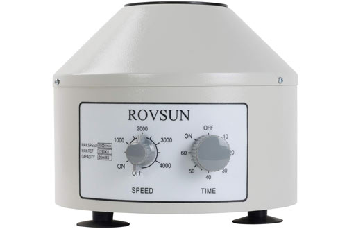 ROVSUN Desktop Electric Centrifuge Machine Laboratory Medical Practice