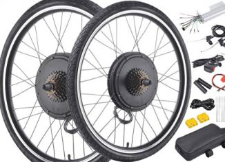 Electric Bicycle Motors