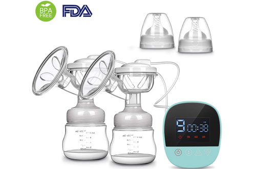 MOSFiATA Rechargeable Electric Breast Pump