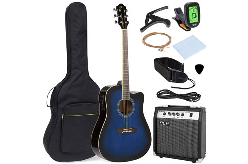 Best Full-Size All-Wood Electric Acoustic Guitar