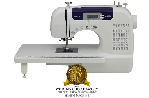 Brother Sewing and Quilting Machine - CS6000i
