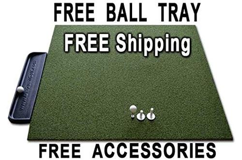 Dura-Pro Plus Residential Golf Hitting Mat