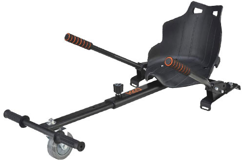 Mingtu Hoverboard Go Kart Seat Attachment