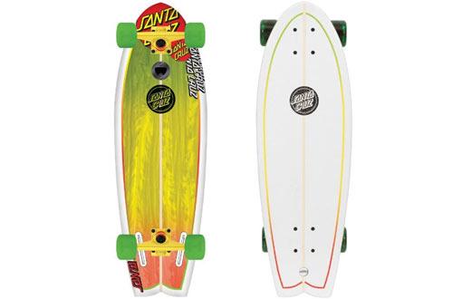 Santa Cruz Skate Land Complete Skate Boards