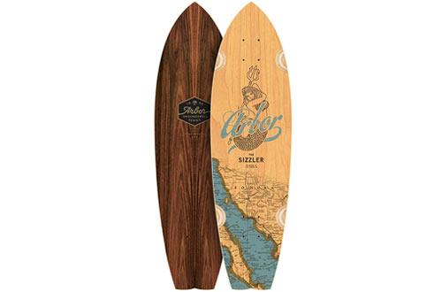 Fireball Supply Co. X Longboard Cruiser Downhill Skateboards
