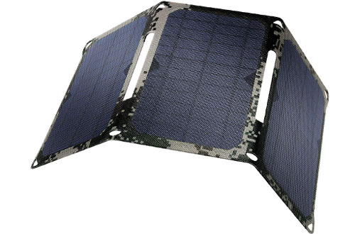 LICORNE Waterproof & Foldable Solar Power Charger