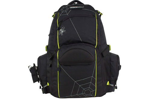 Spiderwire Fishing Tackle Backpack with Utility Boxes