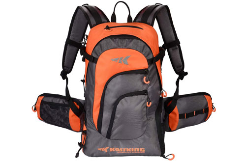 KastKing Large Fishing Tackle Backpack - Fishing Gear Bag