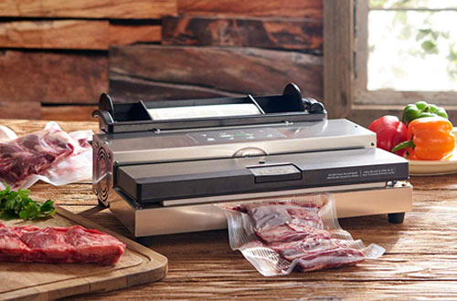 LEM Products Vacuum Sealer Bag Holder & Cutter