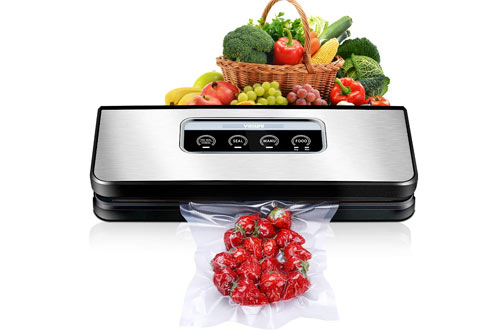 Vacuum Sealer Machine for Food Preservation