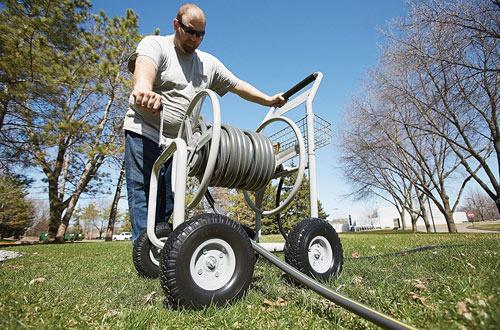 Strongway Garden Water Cart