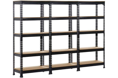 Industrial Garage Shelving Unit