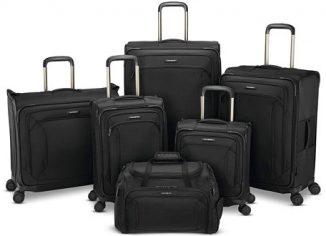 Samsonite Lineate Duet Wheeled Travel Garment Bag