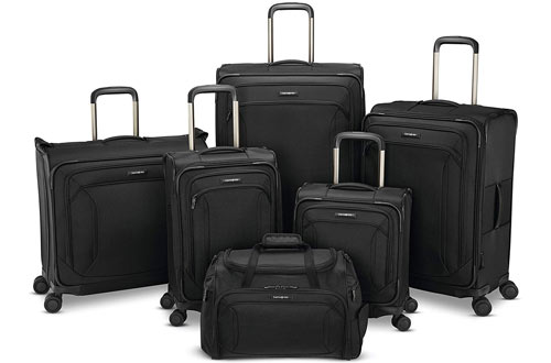 Samsonite Lineate Duet Wheeled Travel Garment Bag