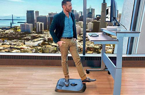 Sky Solutions Genius Active Standing Desk Floor Mat