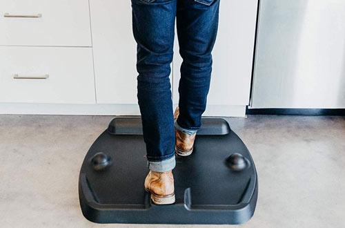 CubeFit TerramatOriginal Anti-Fatigue Floor Standing Desk Mat