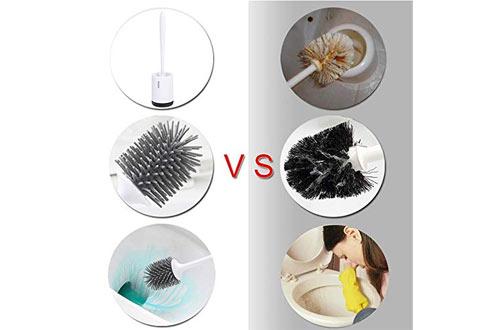 Glendan BathroomToilet Cleaning Brush Kit