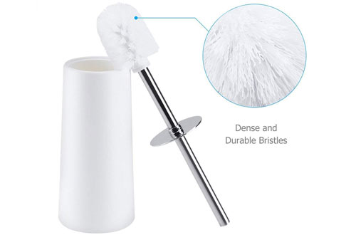Homemaxs Toilet Brush Cleaner with Holder