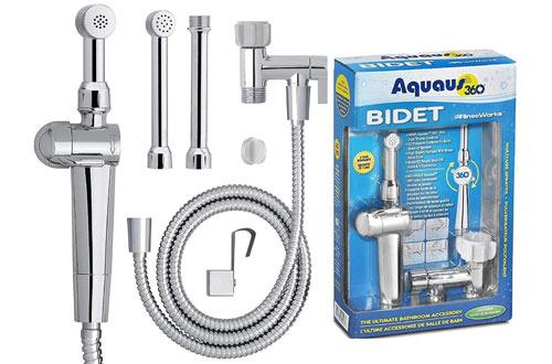 RinseWorks - Aquaus Hand Held Bidet Sprayer for Toilet