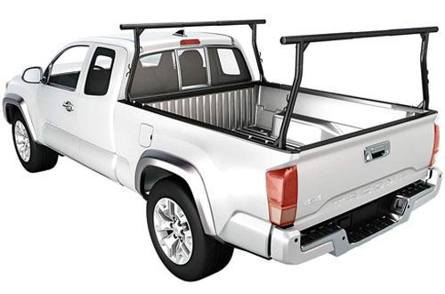 AA-Racks Model X3502Extendable Steel Pickup Truck Ladder Racks
