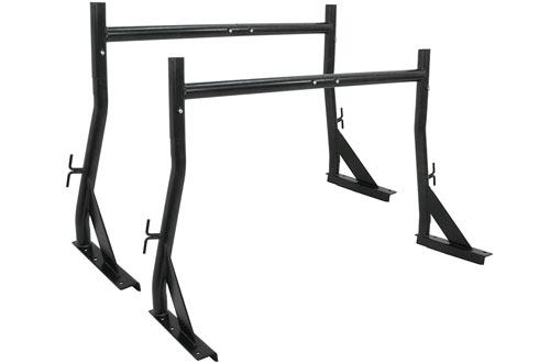 ZENYAdjustable Universal UtilityPickup Truck Ladder