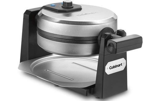 Cuisinart WAF-F10 BelgianStainless SteelWaffle Maker