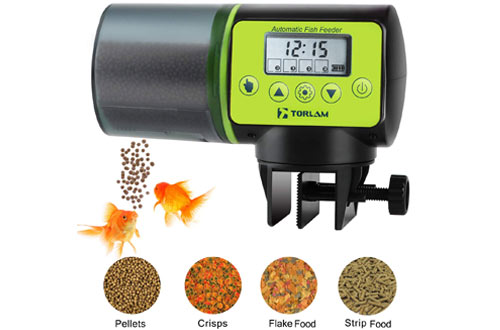 Torlam Moisture-Proof Electric Auto Fish Feeder