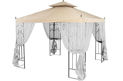uk availability 65f28 fa1b8 Top 10 Best Outdoor Cheap Canopy Gazebos for Sale Reviews In ...
