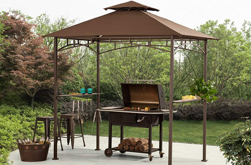 Top 10 Best Outdoor Cheap Canopy Gazebos For Sale Reviews
