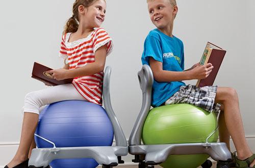 Children's Stability Ball Chair