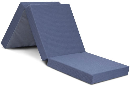 SLEEPLACE 04TM01S Multi-Layer Tri-Folding Mattresses