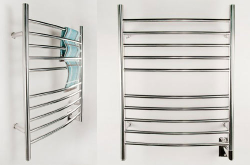 Amba RWH-CP Radiant Hardwired Wall Mounted Towel Warmer