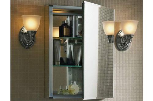 KOHLER K-CB-CLC2026FSAluminumBathroom Medicine Cabinets