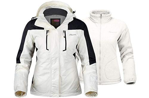 OutdoorMaster Women's Ski Jackets