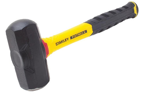 Stanley AntiVibe Fiberglass Engineering Sledge Hammers