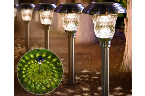 BEAU JARDIN Outdoor Yard Solar Lights